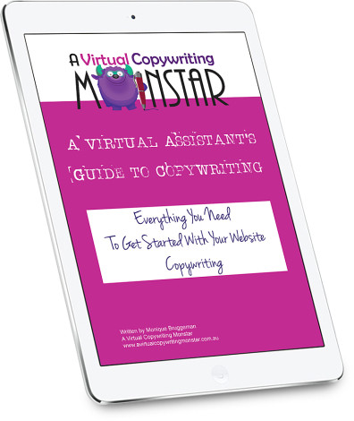 Everything You Need To Get Started With Your Website Copywriting