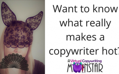 Want to know what really makes a copywriter hot?
